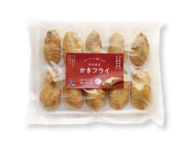 写真:牡蠣フライ